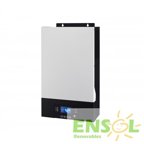 Ico-GE FVX5000 5Kva 48V Inverter/Charger and 80A MPPT Solar Controller in one