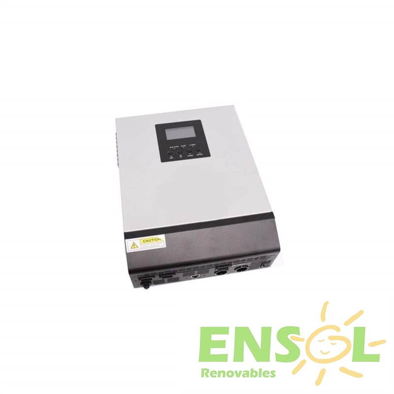 VOLTRONIC AXPERT 5000MKS Inverter/Charger and 80A MPPT Solar Controller in one