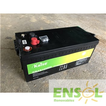 Kaise AGM  maintenance free 250A 12V solar battery