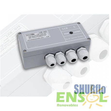 Shurflo 9325 LCB-G75 Linear current booster with probes