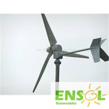 Ico-GE WK 3000-48V With Tiltable Tower