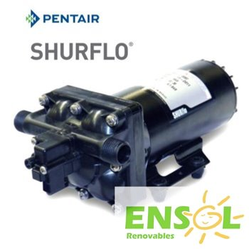 Shurflo 5050 front view