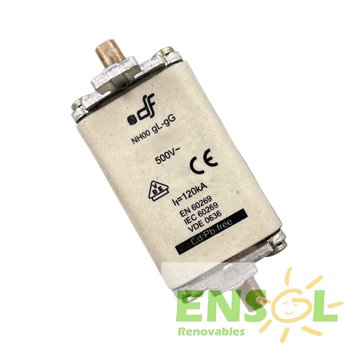 Fusible 125A NH00
