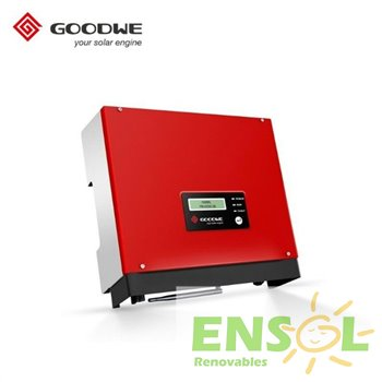 Goodwe GW300-0NS 3kW Grid Zero Solar Inverter