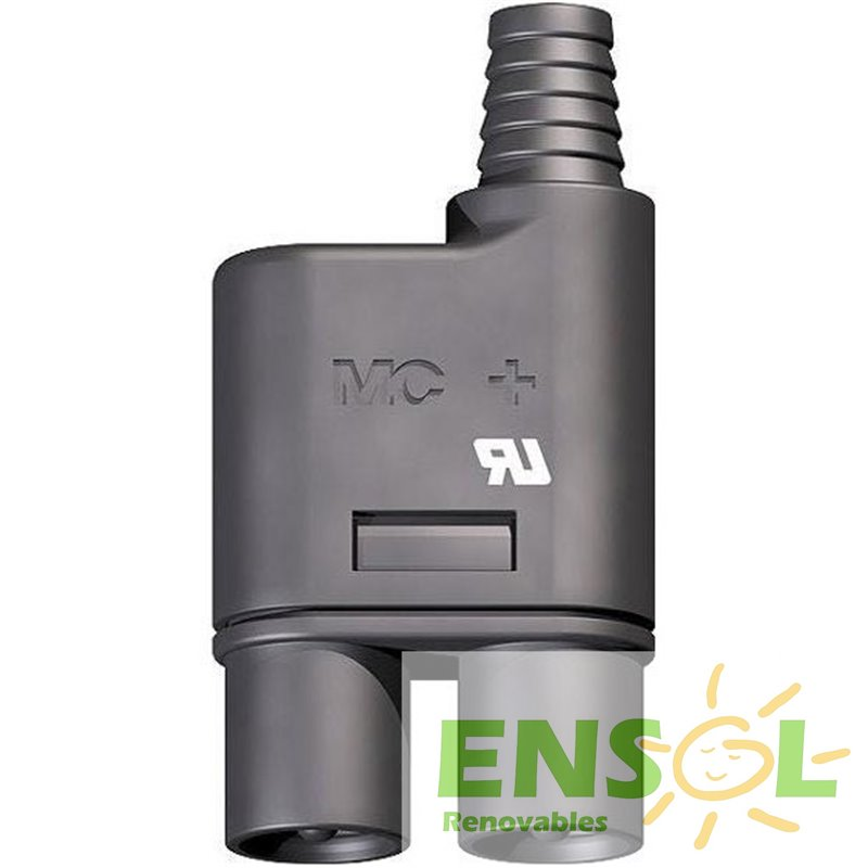 MC3 Y connector 2 male to 1 female