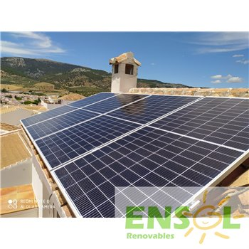EnsSol RE1500 Gridtie Powerplant 8kW/day