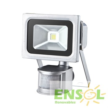 Ayerbe 10W Movement Sensor LED Floodlight