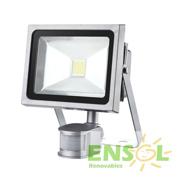 Ayerbe 20W Movement Sensor LED Floodlight