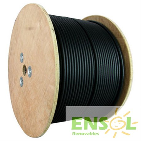 BLACK 50mm2 special DC cable (mtr)