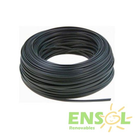 BLACK 35mm2 special DC cable (mtr)