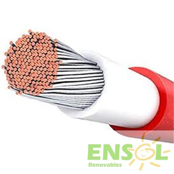 RED 6mm2 UV protected Solar Cable