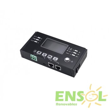 Ico-GE FVX5000 5kw 48V Inverter/Charger and 80A MPPT Solar Controller in one