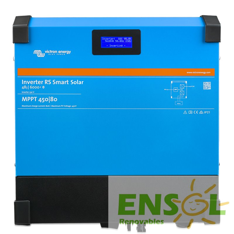 Inversor Victron Energy RS 48/6000-450-80