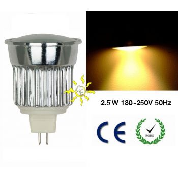Ico-G 2.5W led MR16 Blanco Cálido