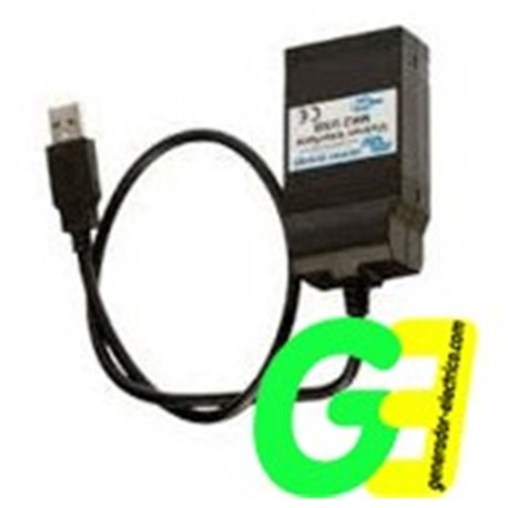 Victron MK2B USB inverter programming interface