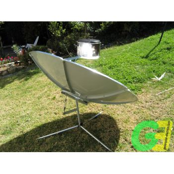 IcoSUN 2 Parabolic Solar Oven photo left