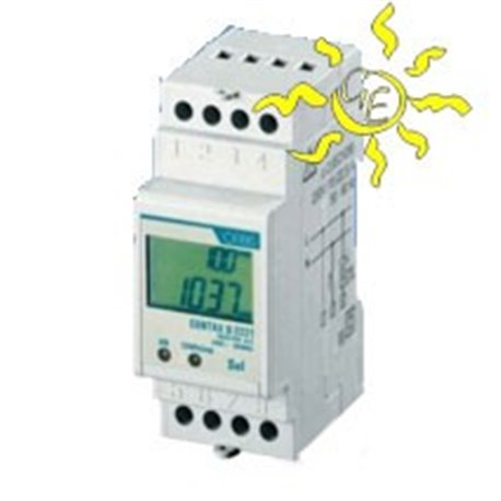 Orbis Contax 2221 Din rail mount energy meter