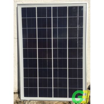 25Wp High Efficiency Solar Module