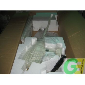 Eolos 450W Wind turbine packaging