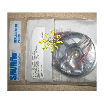 Shurflo 2088 and 9325 24V Brushes kit 94-004-00