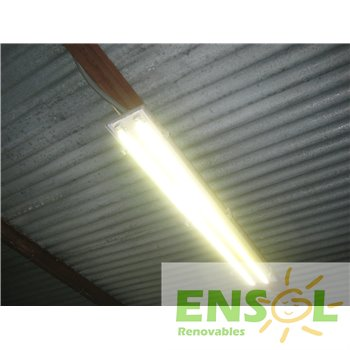 twin tube led light
