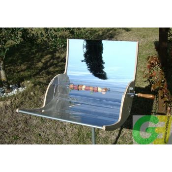 Biogri .The Unique European Solar Barbecue -