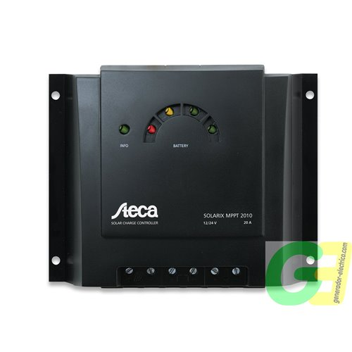 Steca Solarix MPPT 2010 Solar Charge controller