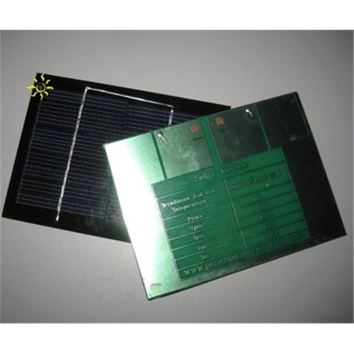 1W Ico-GE Solar cell