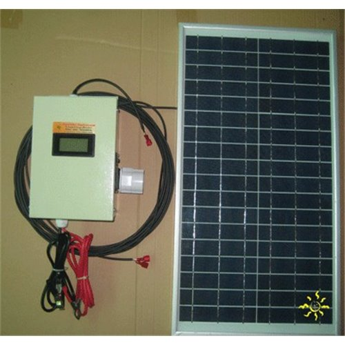 Ico-GE Africa Solar kit with 230V