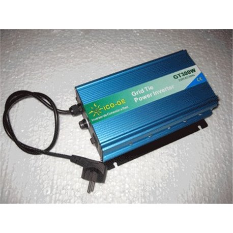 IcoRED300 small scale grid tie inverter