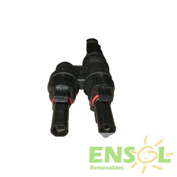 MC4 6mm 2 Female1 Male parallel connector