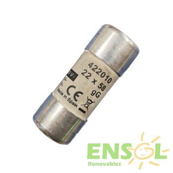 Fusible 63A C-80 Cartucho