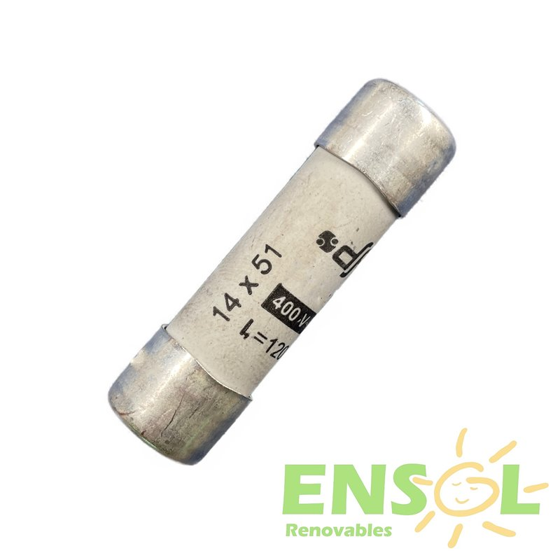 Fusible 25A C-40 Cartucho