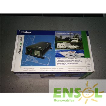 PROwatt 700i packing box