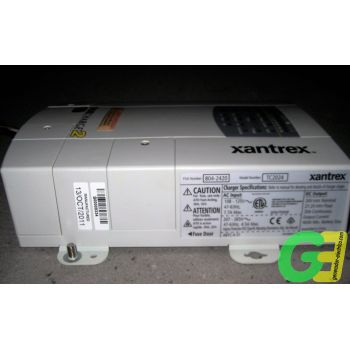Xantrex TrueCharge2 12V 40A charger side view