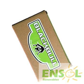 Embalaje  regulador Blackbull 20A
