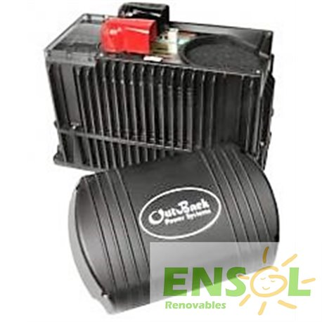 Outback VFX2612E inverter charger