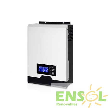 Ico.GE FVX1000 inverter-charger+ 50A Solar Controller
