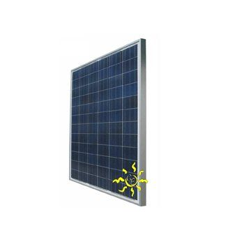 160Wp Ico-GE Solar Panel