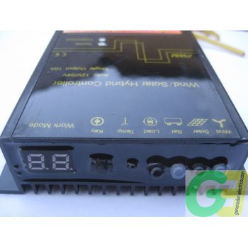 EcoBuzz 400 charge controller