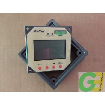 Blacbull MPPT remote display