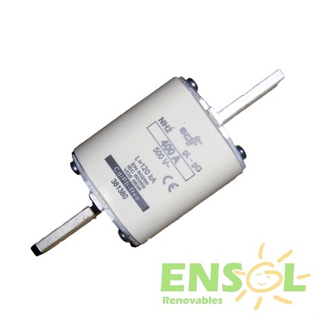 Fusible 400A NH01