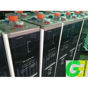 Ico-GE 6OPzS600 Solar battery