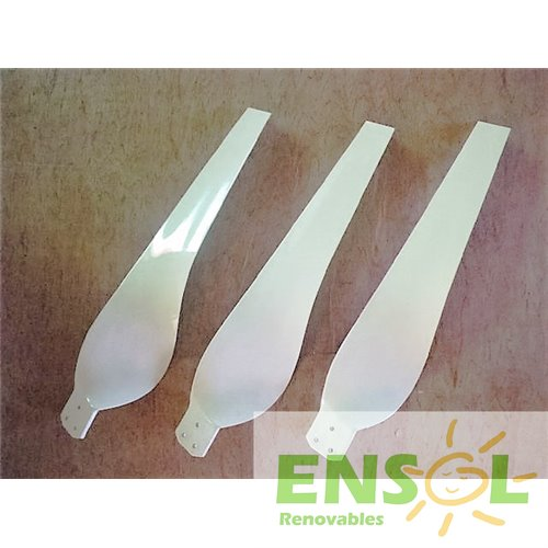 Ico-GE Eolos 400 and 450W 3-Blade replacement set