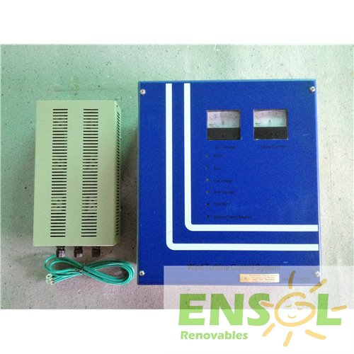 PV/Wind Hybrid controller 24/1000