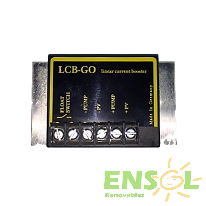 Shurflo 9325 LCB-G0 Linear Current Booster
