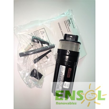 Shurflo 9325 submersible solar pump
