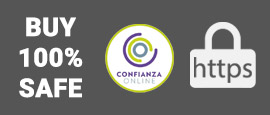 Web committed to Confianza Online and secured