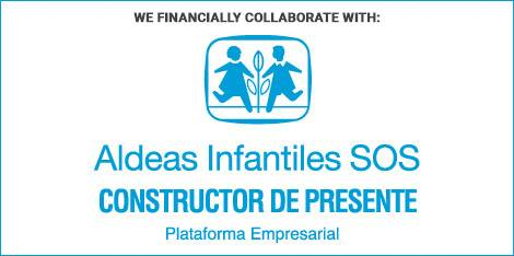 We financially collaborate with:
